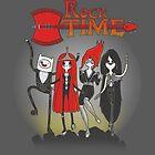 Rock Time by Paula García