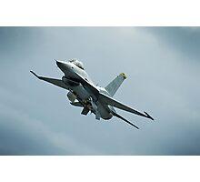 USAF F-16 Photographic Print