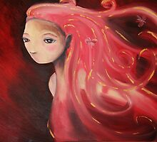 Red silence by Carole Felmy
