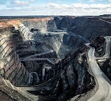 Goldfields Aerials by Colin White