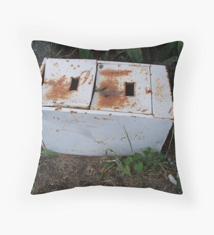 Filing Cabinet Throw Pillow