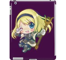 Cute Lux - League of Legends! iPad Case/Skin