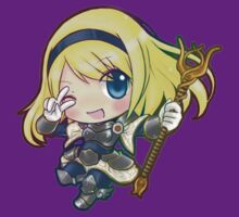 Cute Lux - League of Legends! by marcoluigi92
