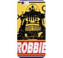 OBEY ROBBIE THE ROBOT  iPhone Case/Skin