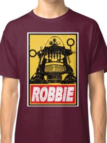 OBEY ROBBIE THE ROBOT  Classic T-Shirt