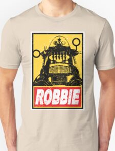 OBEY ROBBIE THE ROBOT  T-Shirt
