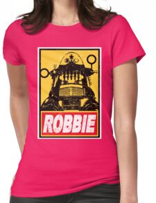 OBEY ROBBIE THE ROBOT  Womens Fitted T-Shirt