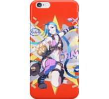 Boom Jinx - League of Legends iPhone Case/Skin