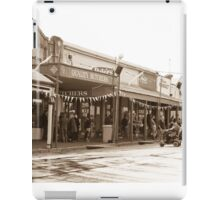 Maldon Streetscape iPad Case/Skin