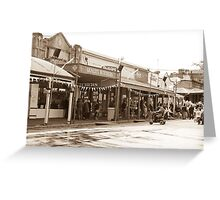 0314 Maldon Streetscape Greeting Card