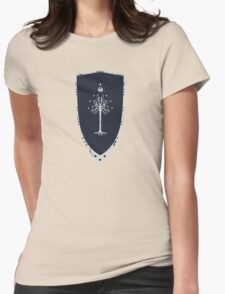 Lord Of The Rings - Gondor Shield Womens Fitted T-Shirt