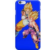 "Goku & Gohan ""Father-Son kamehameha"" - Dragon Ball Z iPhone Case/Skin"