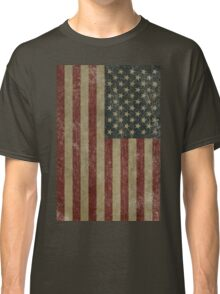 Vintage United Stages Flag Classic T-Shirt
