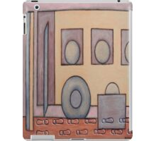 LEFT YOU AT THE BUS STOP iPad Case/Skin