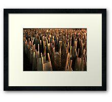 Lynch Mob Framed Print