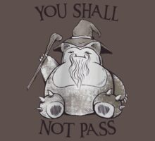 You Shall Not Pass by marcoluigi92