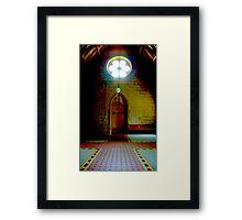 All Saints Church, Bodalla Framed Print