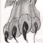 Wolf Claw by cjsheena