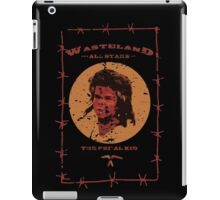 WAS - The Feral Kid iPad Case/Skin