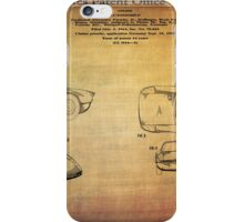 Ats Gt Porshe Patent From 1963 iPhone Case/Skin