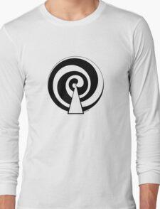 Mandala 9 Back In Black Long Sleeve T-Shirt