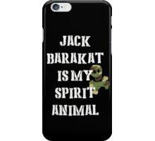 Jack Barakat is my Spirit Animal iPhone Case/Skin
