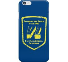 Defending the Barrio iPhone Case/Skin