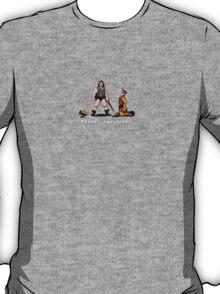 Barbarian wins! T-Shirt