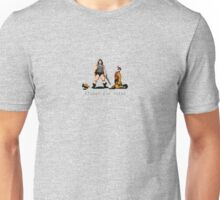 Barbarian wins! Unisex T-Shirt