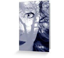 Colour Of Your Soul Greeting Card
