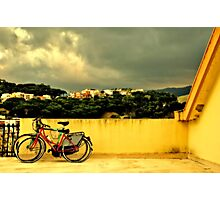 Bicycles n.1 Photographic Print