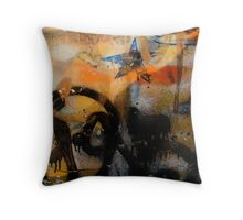 Urban style Throw Pillow