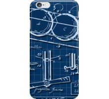 Kids Plane Project on Blueprint iPhone Case/Skin
