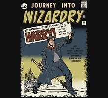 Journey into Wizardry Unisex T-Shirt