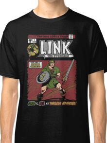 Link the Hyrulean (Comic) Classic T-Shirt