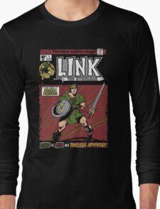 Link the Hyrulean (Comic) Long Sleeve T-Shirt