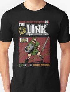 Link the Hyrulean (Comic) T-Shirt
