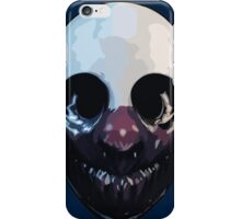 Wolf - Payday 2 iPhone Case/Skin