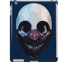 Wolf - Payday 2 iPad Case/Skin