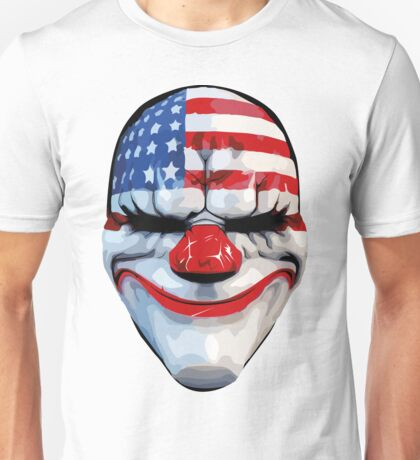 Dallas - Payday 2 Unisex T-Shirt