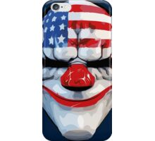 Dallas - Payday 2 iPhone Case/Skin