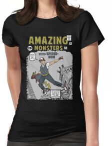 Amazing Monsters Womens Fitted T-Shirt