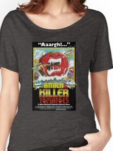 Attack Of The Killer Tomatoes Women's Relaxed Fit T-Shirt