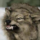 Wolf #1 by WarHammer