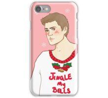 Jingle Dean  iPhone Case/Skin
