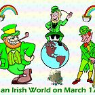 Leprechaun World by kabsannie