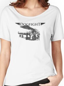 dogfight_albatros_squadron Women's Relaxed Fit T-Shirt