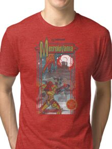 Metroidvania Tri-blend T-Shirt
