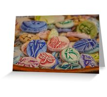 Fairy stones Greeting Card