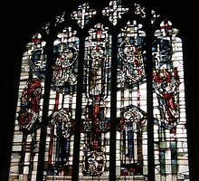 Thanksgiving Window in St. Nicholas's Cathedral, Newcastle by jay12